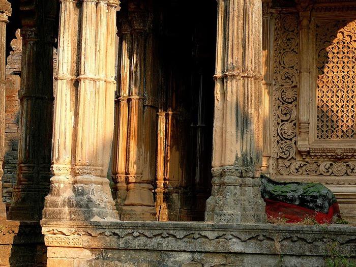 древний Джунагадх - Junagadh (Gujarat). 41264