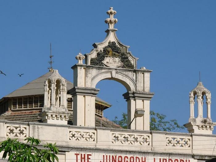 древний Джунагадх - Junagadh (Gujarat). 10919