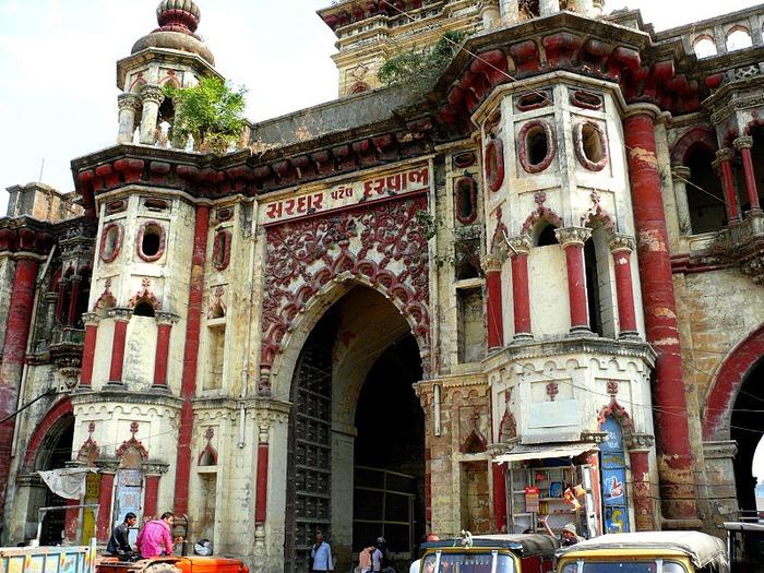 древний Джунагадх - Junagadh (Gujarat). 62881