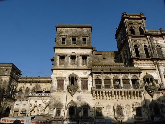 древний Джунагадх - Junagadh (Gujarat). 76376