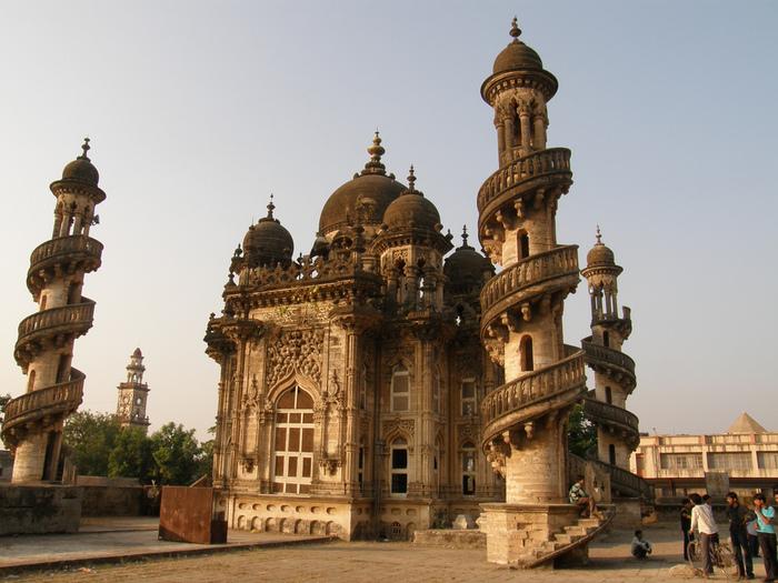 древний Джунагадх - Junagadh (Gujarat). 46422