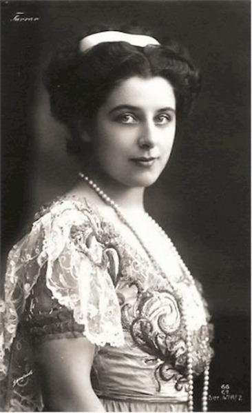 Джеральдина Фаррар (Geraldine Farrar )— американская оперная ...
