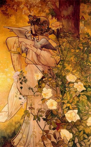 2010239_Alexandre_de_Riquer_Decorative_panels_Spring_at_the_Alomar_House-1897_g_ (369x600, 220Kb)