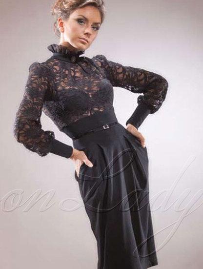 Одежонка креативная.  Вечерние платья.  Разные симпатичные платюшки.