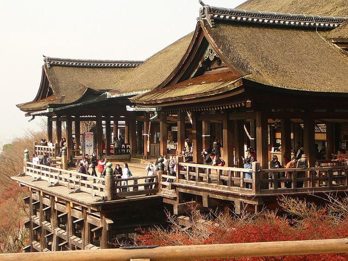 Киёмидзу-дэра - храм для всех. 11597
