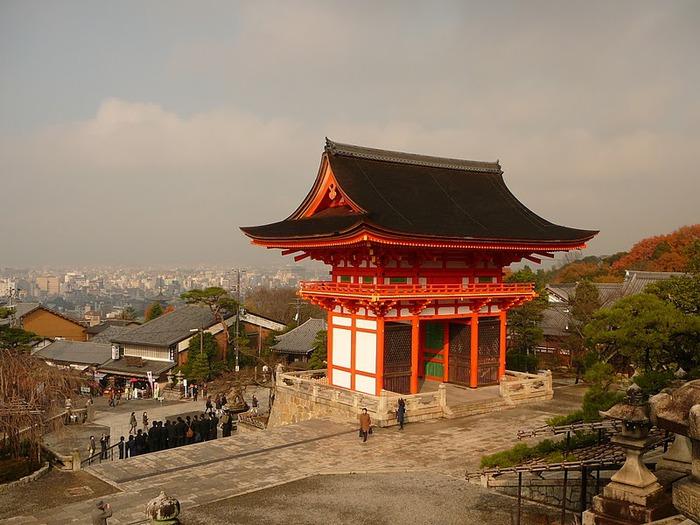 Киёмидзу-дэра - храм для всех. 33664
