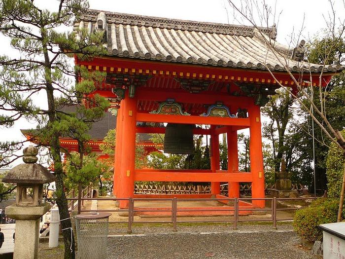 Киёмидзу-дэра - храм для всех. 39732