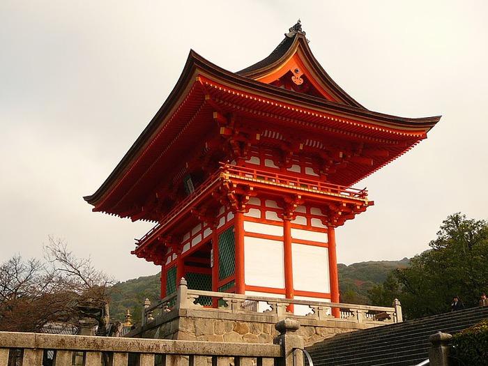 Киёмидзу-дэра - храм для всех. 95686