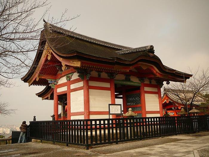 Киёмидзу-дэра - храм для всех. 51459