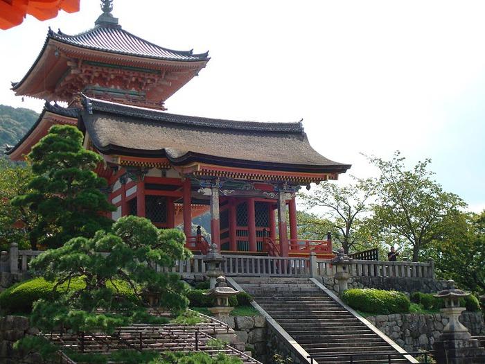 Киёмидзу-дэра - храм для всех. 58333