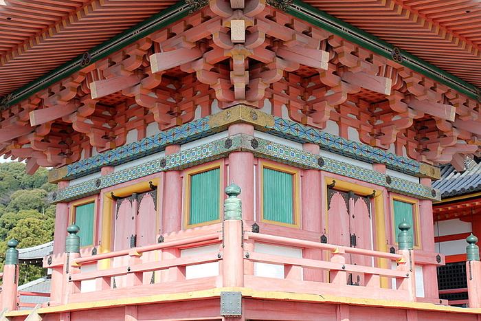 Киёмидзу-дэра - храм для всех. 27933