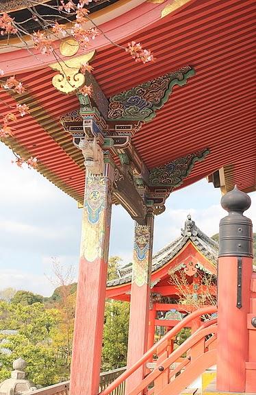 Киёмидзу-дэра - храм для всех. 19864
