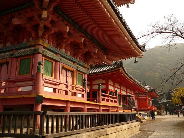 Киёмидзу-дэра - храм для всех. 35896