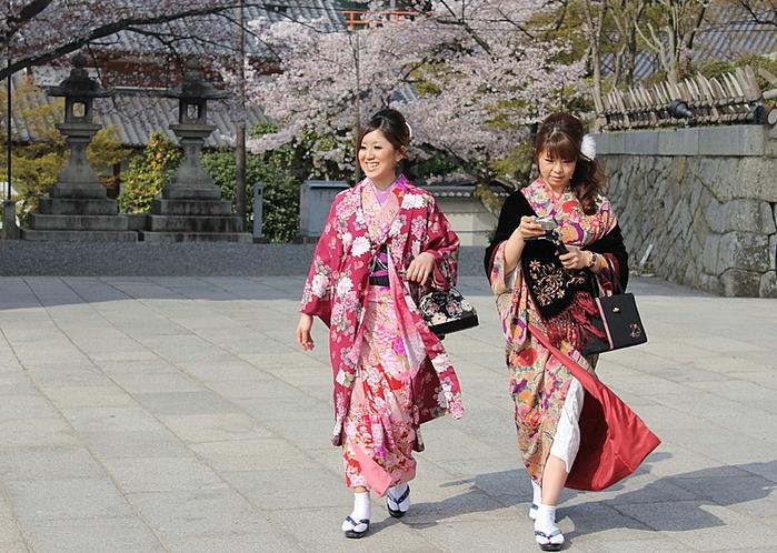 Киёмидзу-дэра - храм для всех. 79594