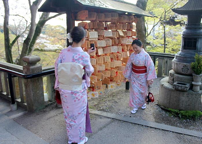 Киёмидзу-дэра - храм для всех. 43409
