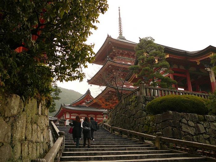 Киёмидзу-дэра - храм для всех. 13030