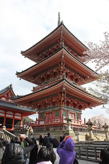 Киёмидзу-дэра - храм для всех. 94624