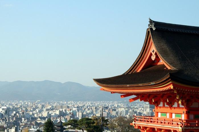 Киёмидзу-дэра - храм для всех. 22235