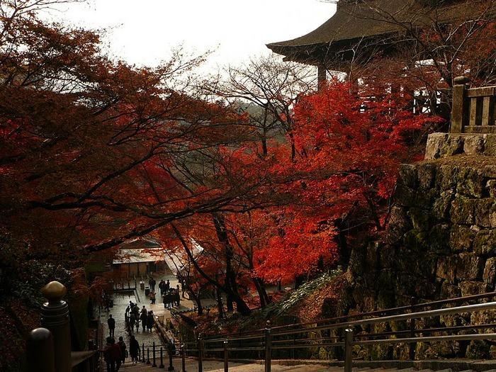 Киёмидзу-дэра - храм для всех. 51888