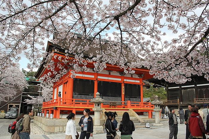 Киёмидзу-дэра - храм для всех. 49062
