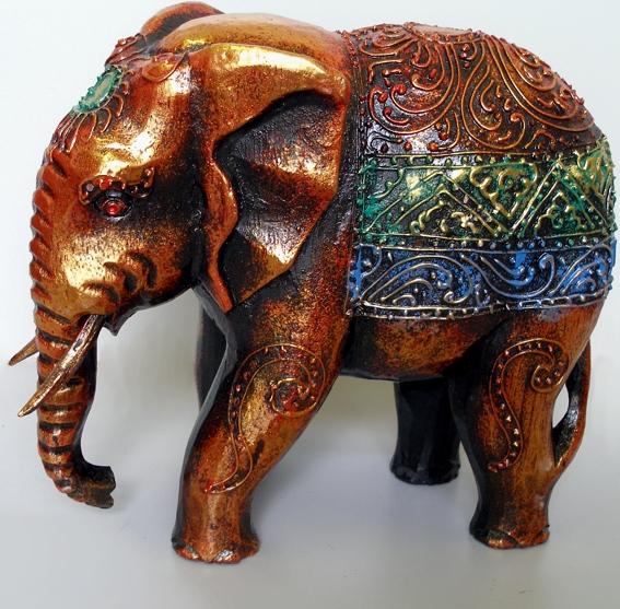 Слон своими руками видео