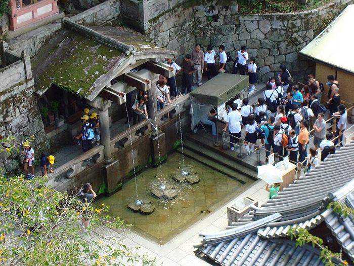 Киёмидзу-дэра - храм для всех. 47569