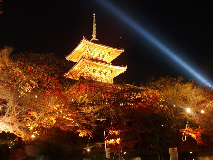 Киёмидзу-дэра - храм для всех. 44375