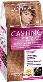 Краска для волос перфект мусс палитра
