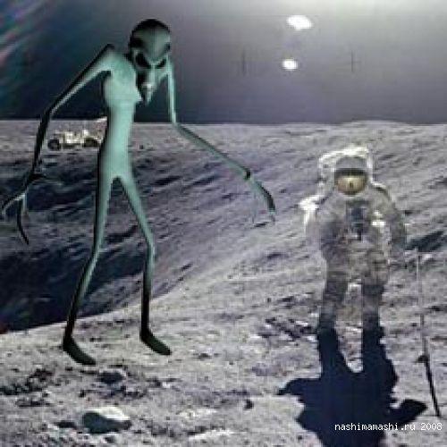 В далекое космическое путешествие то