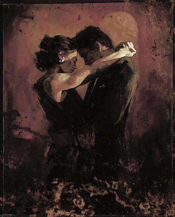 Чего-то, что спрятано глубоко внутри тебя.  Танец - это возможность на...