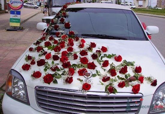 Украшение машины свадьбы своими руками