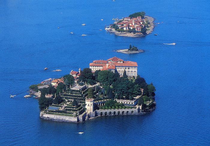 Дворец Борромео ( итал. Isola Bella - красивый остров ) 50909