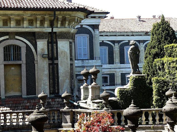 Дворец Борромео ( итал. Isola Bella - красивый остров ) 92616