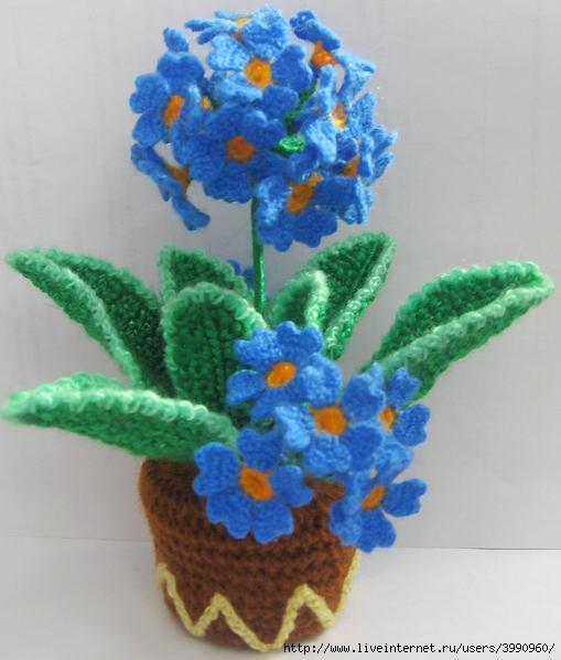 Поделка красивые цветы