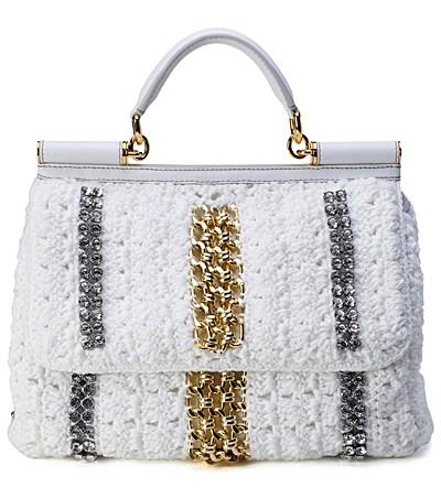 Элегантня коллекция сумок D&G - Miss Sicily 2011.