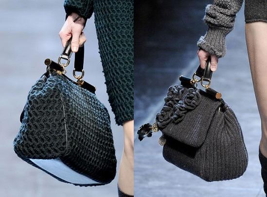 www.stylе.com.  Линия сумок Miss Sicily весна-лето от Dolce&Gabbana.