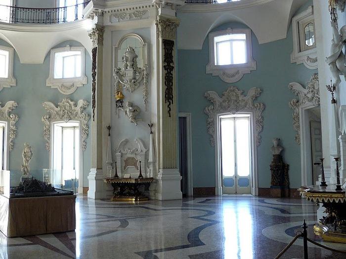 Дворец Борромео ( итал. Isola Bella - красивый остров ) 73637