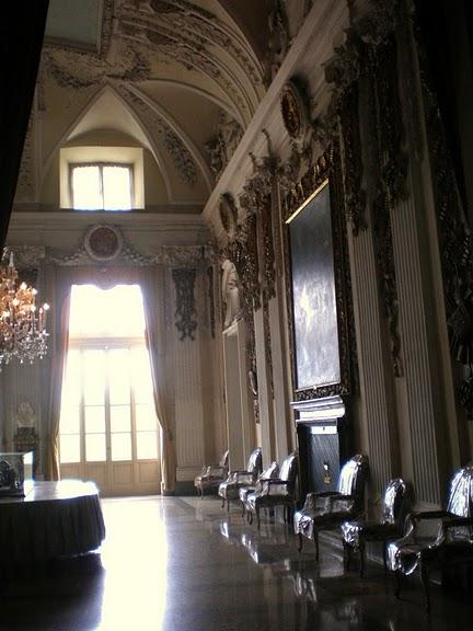Дворец Борромео ( итал. Isola Bella - красивый остров ) 59235