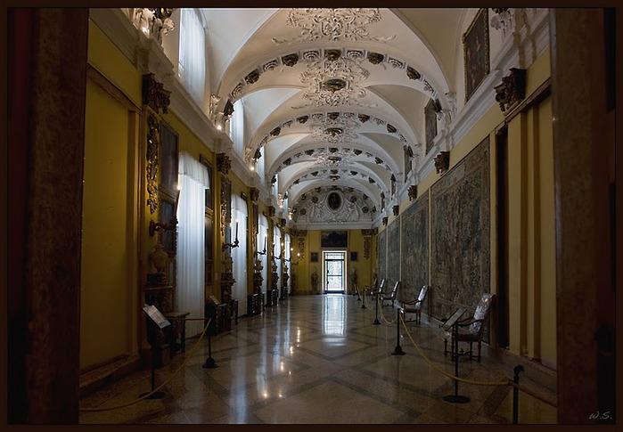 Дворец Борромео ( итал. Isola Bella - красивый остров ) 28821
