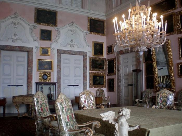 Дворец Борромео ( итал. Isola Bella - красивый остров ) 45082