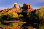 ������ Cathedral Rock, Sedona, Arizona (700x466, 165Kb)