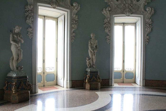 Дворец Борромео ( итал. Isola Bella - красивый остров ) 37418