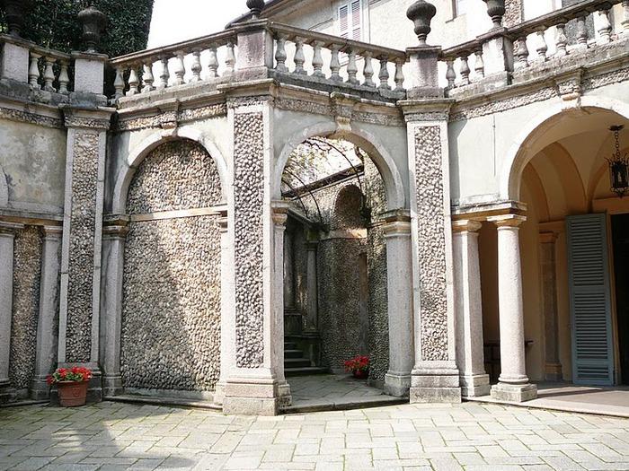 Дворец Борромео ( итал. Isola Bella - красивый остров ) 99572