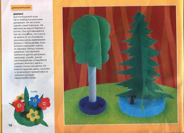 Иллюстрация 8 из 11 для Смешные игрушки из пластмассы.  Учебное издание.