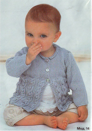 Схемы вязанных зимних шапок для детей.
