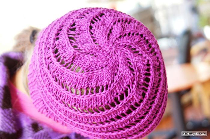 Что нового по вязанию шапок 3