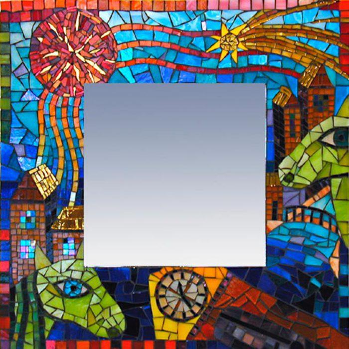 Рамки из мозаики своими руками 932