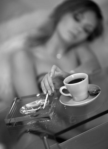 кофе сигареты телка (433x600, 19Kb)