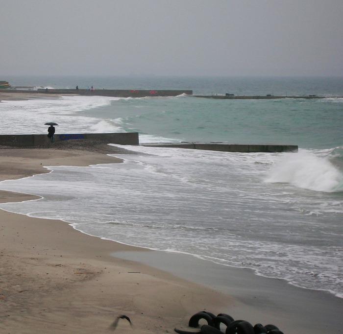 цунами, дождь на море, одесса мэй