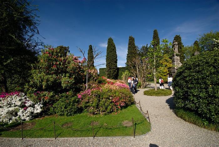 Дворец Борромео ( итал. Isola Bella - красивый остров ) 45810